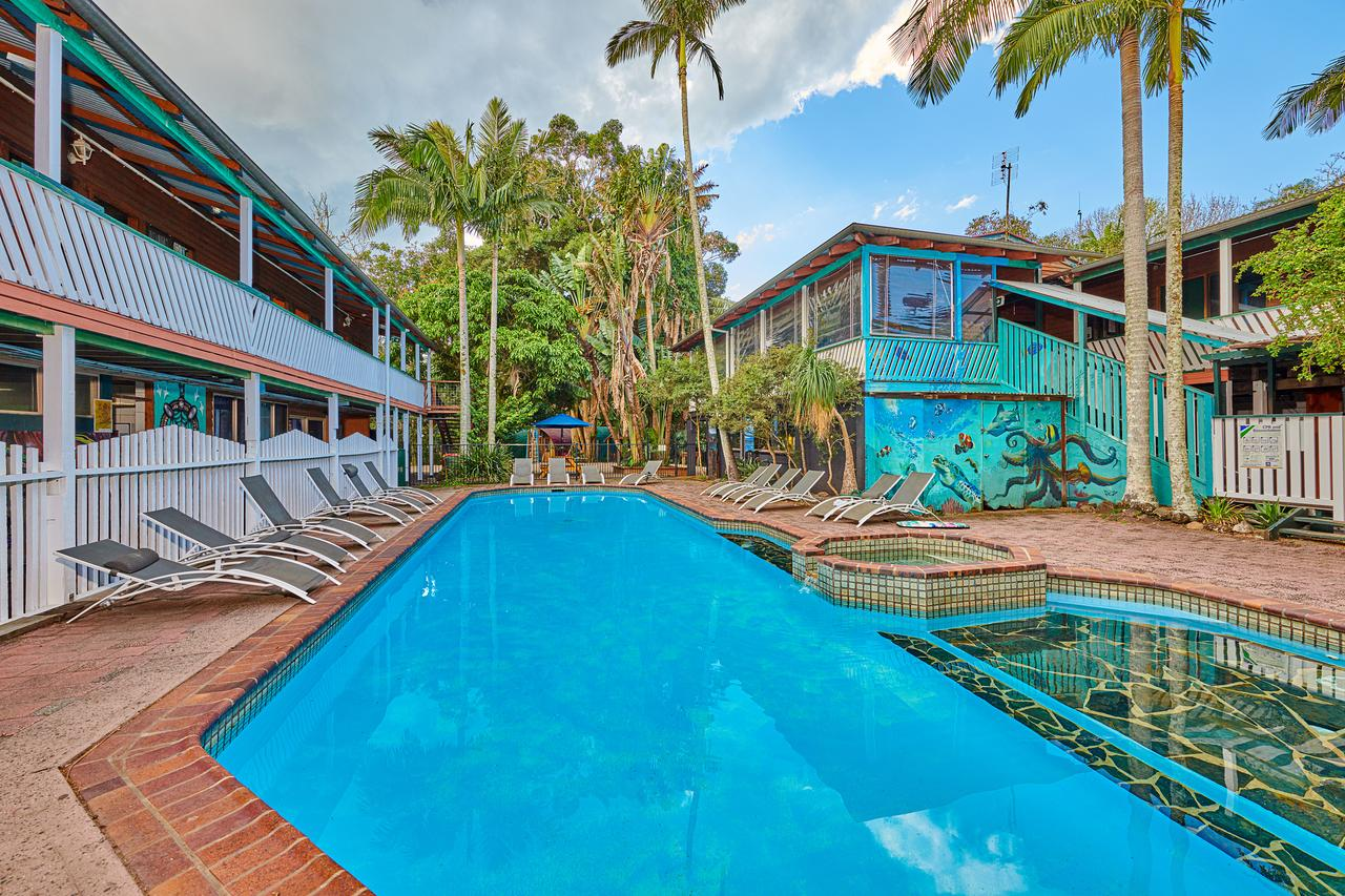 Arts Factory Lodge - Accommodation Broome