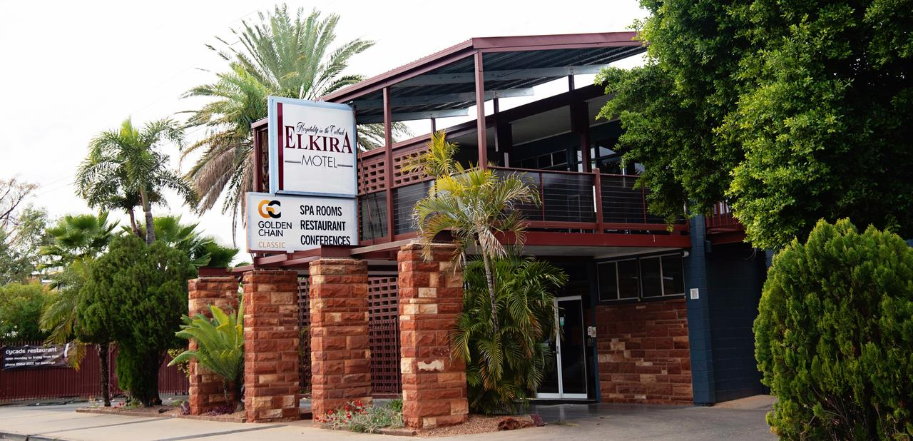 Elkira Court Motel - Accommodation Broome