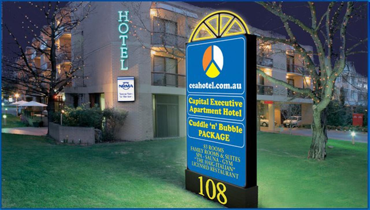 Capital Executive Apartment Hotel - Accommodation Broome