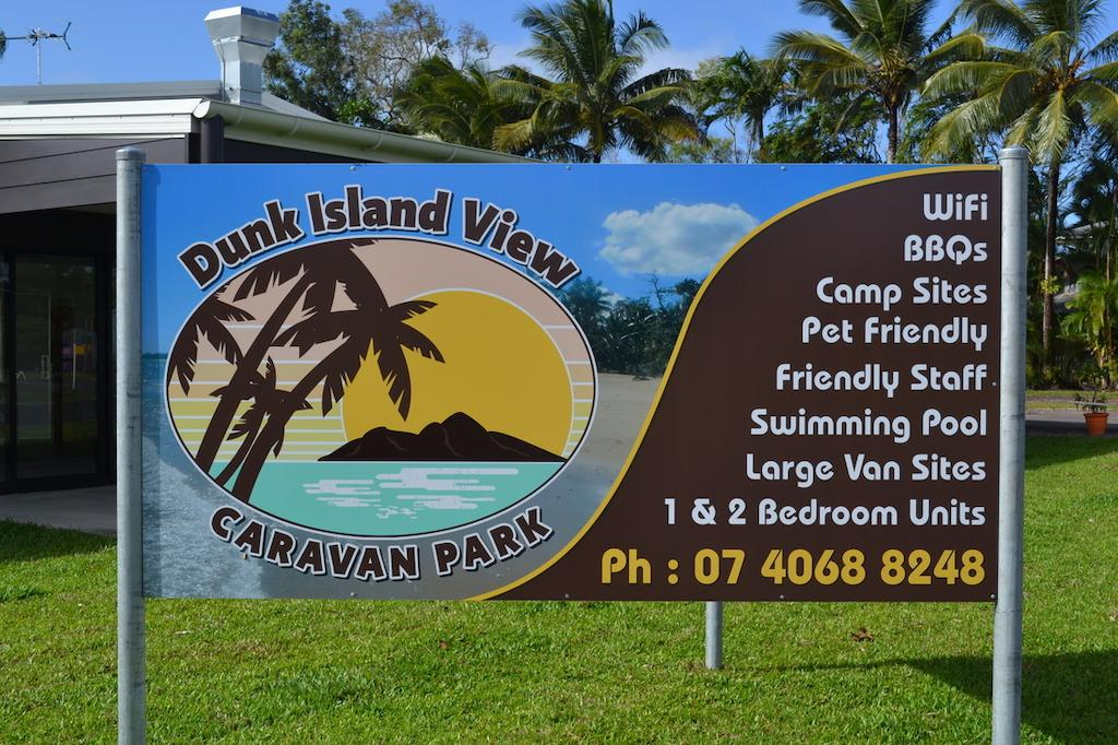 Dunk Island View Caravan Park - Accommodation Broome