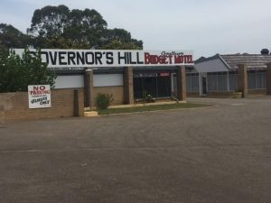 Governors Hill Motel - Accommodation Broome