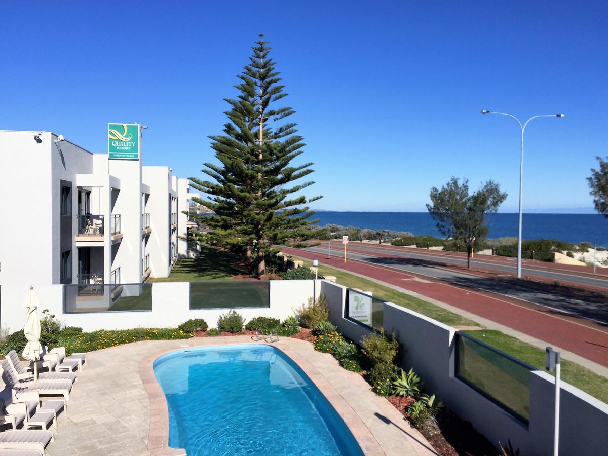 Quality Resort Sorrento Beach - Accommodation Broome