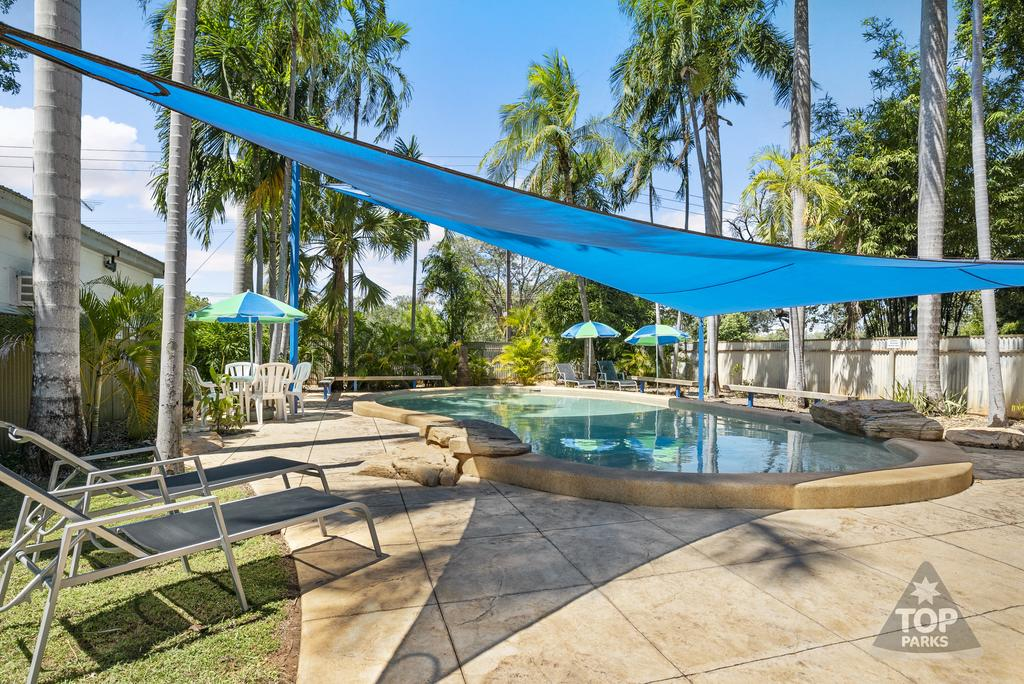 Riverview Tourist Village - Accommodation Broome