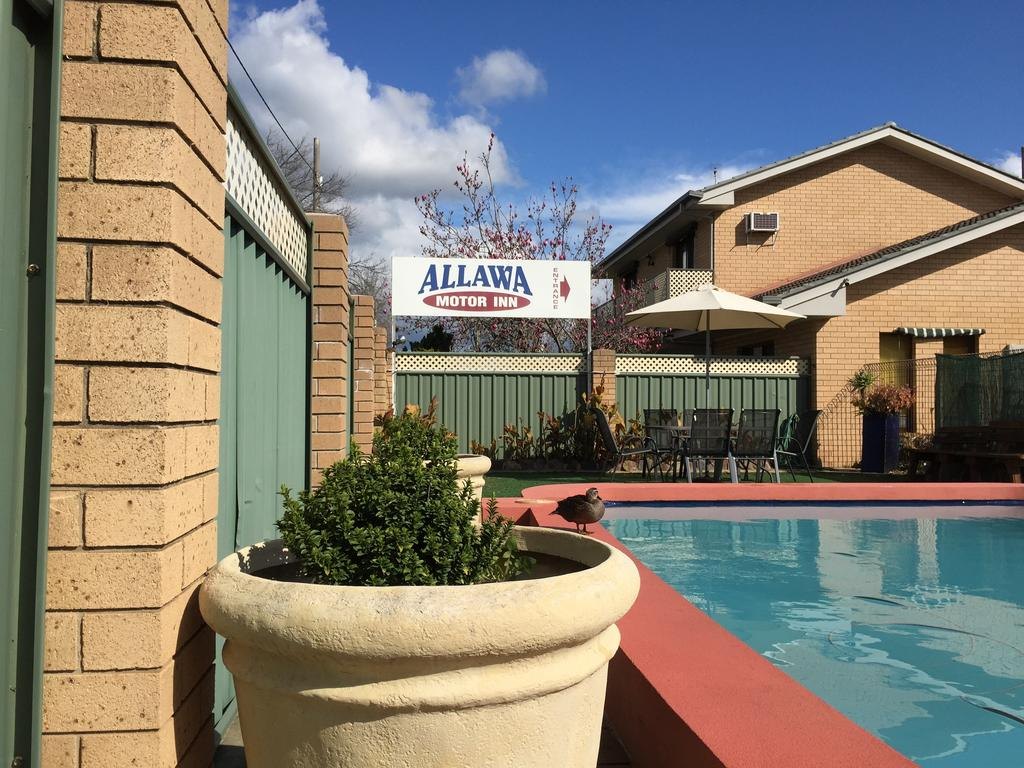 Albury Allawa Motor Inn - Accommodation Broome