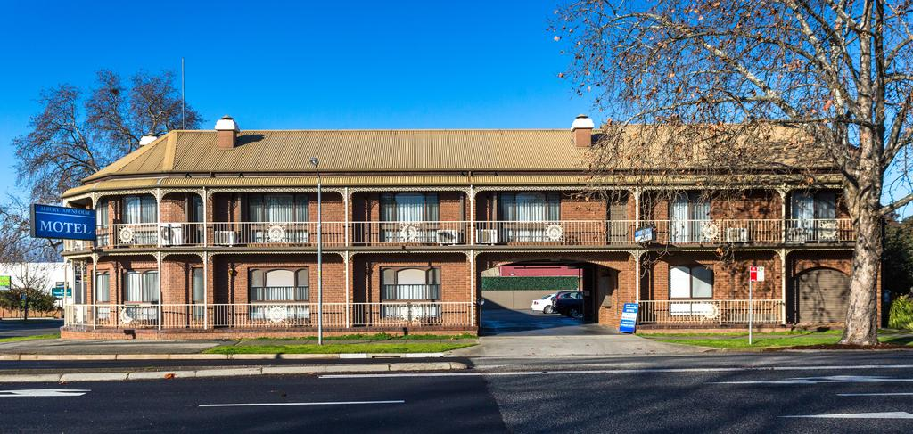 Albury Townhouse Motel - Accommodation Broome