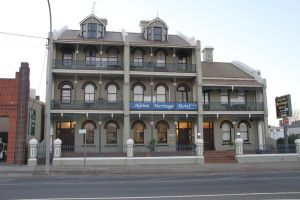 Alpine Heritage Motel - Accommodation Broome