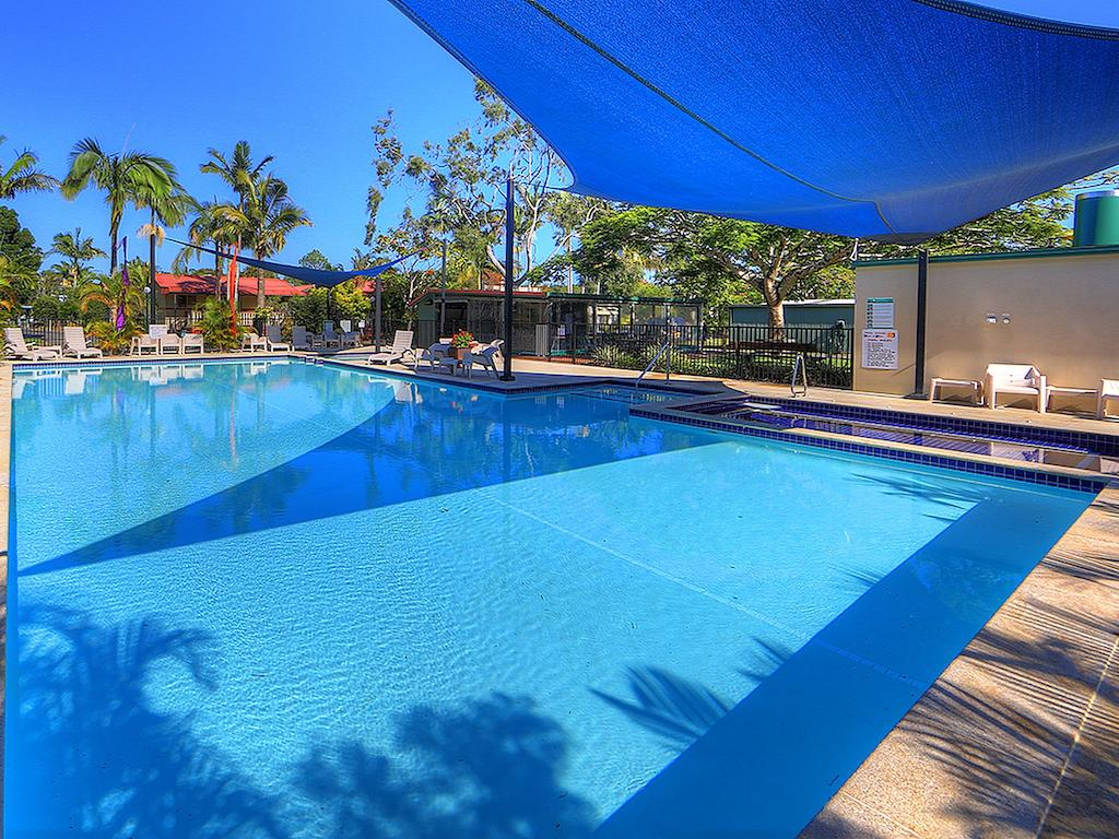 Anchorage Holiday Park - Accommodation Broome