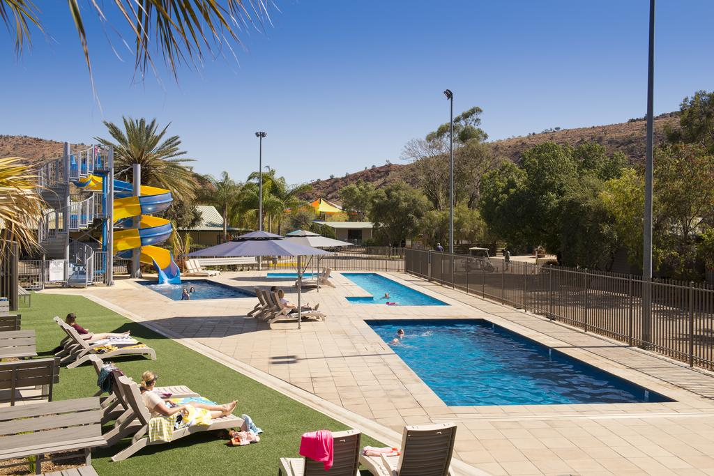 BIG4 MacDonnell Range Holiday Park - Accommodation Broome